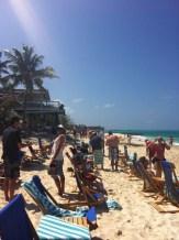 Sandy Toes Beach Bahamas Coaches