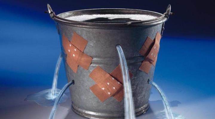 You Need To Face It: That Bucket Might Be Broken