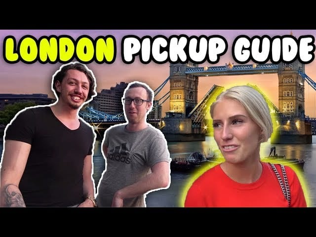 London pick up girls