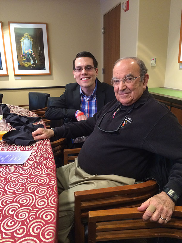 Marty Sklar Disney Imagineering Legend with Brad Jashinsky