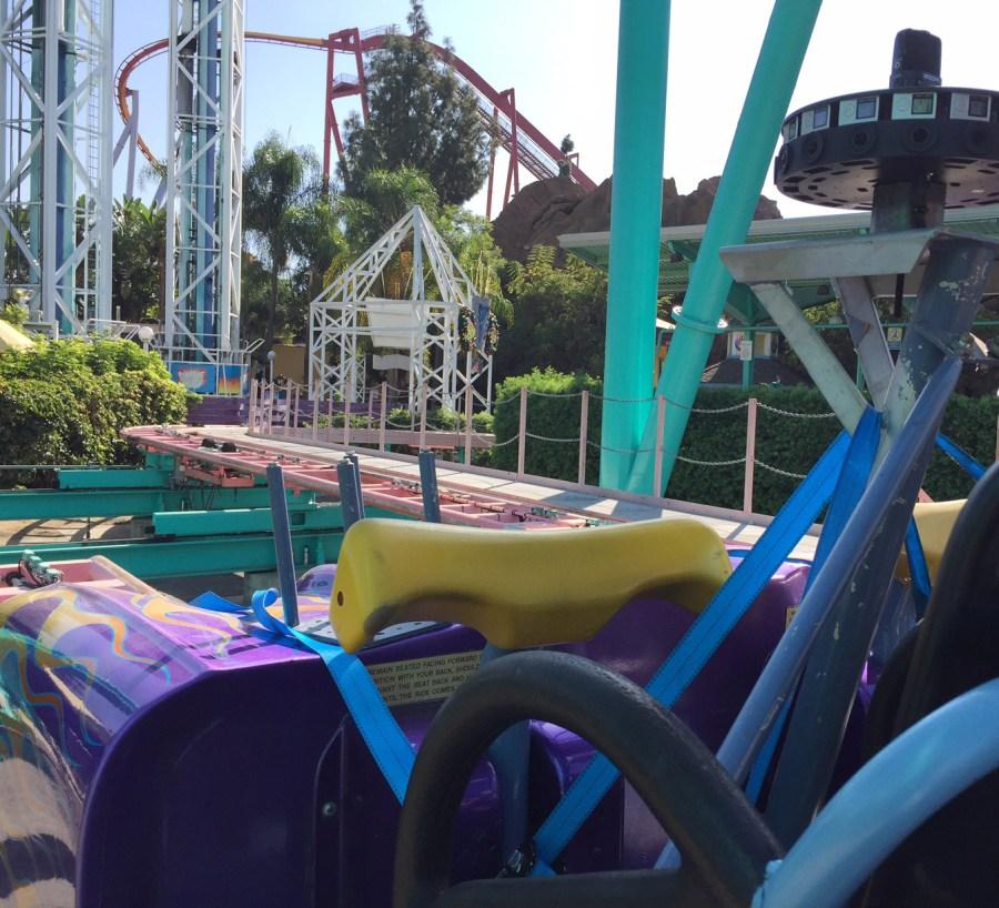 Xcelerator GoPro Odyssey Roller Coaster Mount