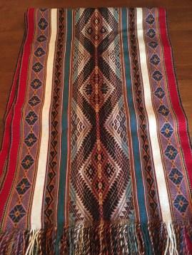 Handmade in Chinchero, Peru