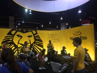 lion king vr 2