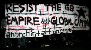 Resist the G8