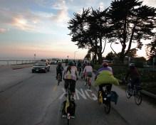 Critical Mass in Santa Cruz