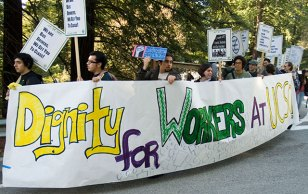 Dignity for Workers at UCSC
