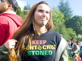 Keep Santa Cruz Stoned