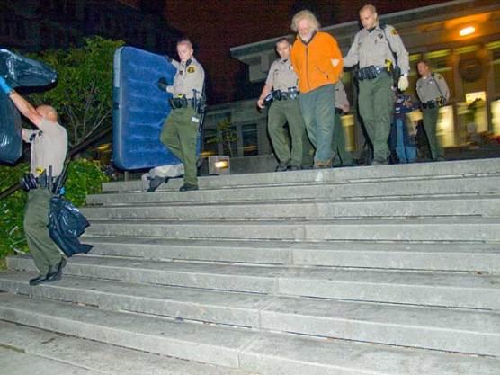 Arresting Ed Frey