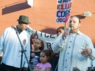 Jack Bryson is the father of two sons who were with Oscar Grant the night he was murdered on the Fruitvale BART platform on New Year's 2009.