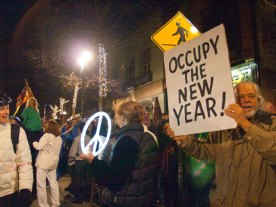 Occupy The New Year!