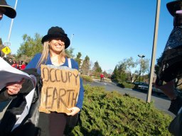 Occupy Earth