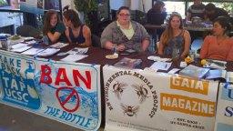 Take Back the Tap UCSC & Gaia Magazine
