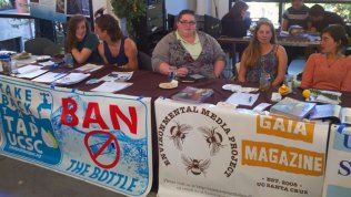 Take Back the Tap UCSC & Gaia Magazine