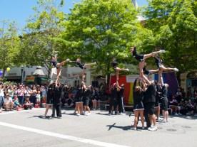 Sacramento Sirens Cheer