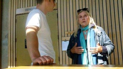Cameron Laurendau and Gail Williamson