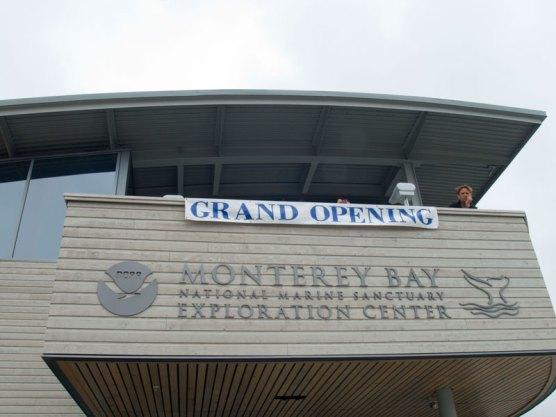 Monterey Bay National Marine Sanctuary Exploration Center