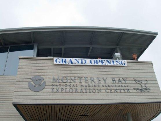 Monterey Bay National Marine Sanctuary Exploration Center