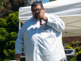 Felipe Hernandez, Watsonville City Council