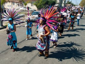 White Hawk Aztec Dance Group
