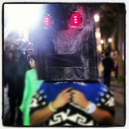 Spaceman Robot