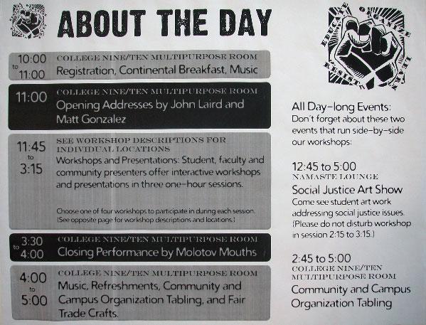 Practical Activism 2004