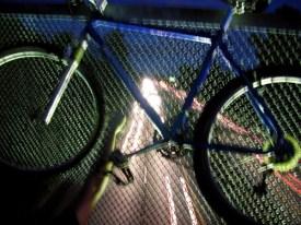 Bike on Branciforte