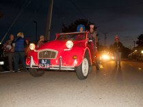 Car in DIY Parade