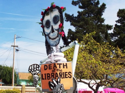 Death of the Libraries