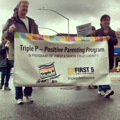 Triple P — Positive Parenting Program