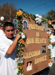 Forever In Our Hearts - Gregorio Ramirez