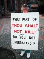 Do We Not Understand?