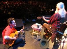 Pete Bernhard and Utah Phillips