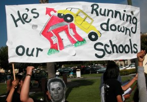 Running Down Our Schools