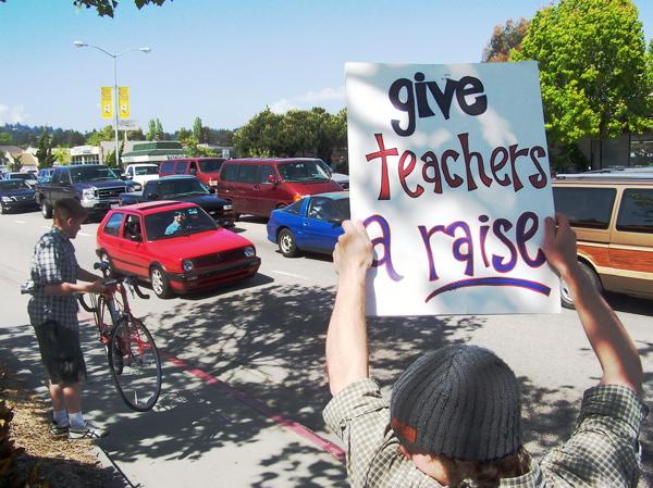 Give Teachers a Raise