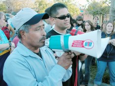 this worker related the struggle of Maria Padilla