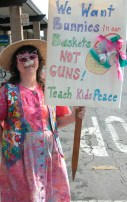 Adding some fun to the Peace Movement!