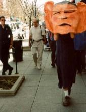 Bush and Cop