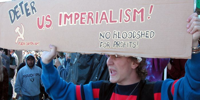 Deter U.S. Imperialism!