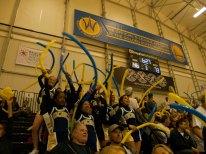 UCSC Cheer Santa Cruz Warriors
