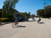 Fruit Harvest by Bicycle