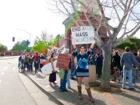 End Racist Mass Incarceration