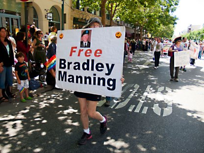 Free Bradley Manning