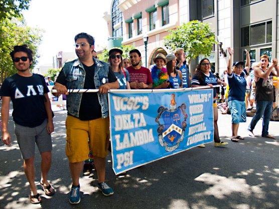 UCSC's Delta Lambda Psi: World's First Queer Gender Neutral Frarority