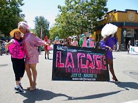 La Cage Aux Folles at Cabrillo Stage