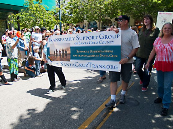 Transfamily Support Group of Santa Cruz County