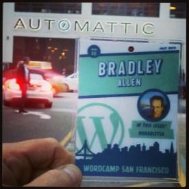 Bradley Allen at Automattic