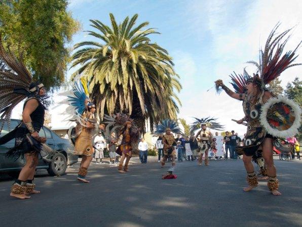 Yaocuauhtli Danza Cultural