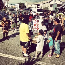 Warrior Circle Native Drumming in Pajaro