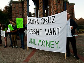Santa Cruz Doesn't Want Jail Money!