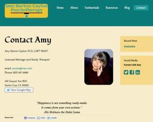 Amy Barton-Cayton contact